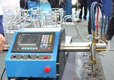 فروخت میں گنٹری قسم ڈبل ڈرائیونگ سی این سی شعلہ پلازما کا کاٹنے والی مشین