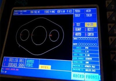 ایجنٹ پلیٹ اور پائپ پلازما کاٹنے والی مشین سی این پلازما کٹر چاہتا تھا