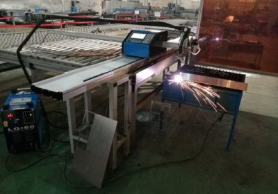 دھاتی سیnc روٹر / دات پلازما شیٹ سیnc پائپ پروفائل کاٹنے کی مشین کی فراہمی