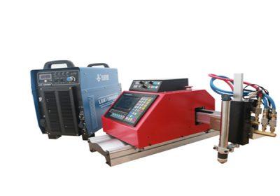 SATRT کنٹرولر کے ساتھ کم لاگت پلازما مشین ایلومینیم پلازما CNC کاٹنے کی مشین کاٹ