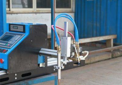 ٹیبل سی این سی پلازما کٹنگ مشین / آئرن پلازما کٹر 1325