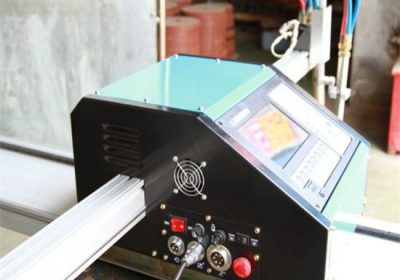 CNC پورٹ ایبل پلازما کاٹنے کی مشین، آکسیجن ایندھن دھات کاٹنے کی مشین کی قیمت