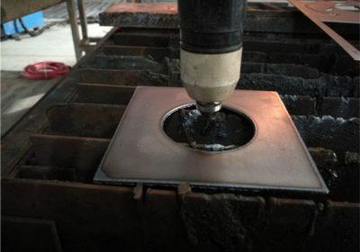 پائپ کے لئے فیکٹری کی فراہمی 2000 * 3000mm 2030 سی این پلازما کاٹنے کی مشین