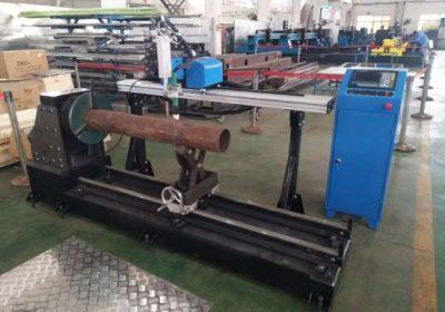 نئی مصنوعات پورٹیبل سیnc پلازما سٹینلیس سٹیل پائپ کاٹنے کی مشین