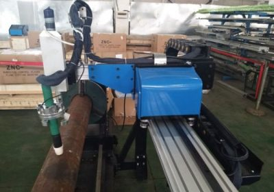 CNC پلازما سٹینلیس سٹیل پائپ کاٹنے والی مشین