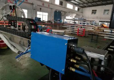 Gantry CNC گیس پلازما کاٹنے کی مشین کی قیمت