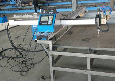 چین جیاسن CNC مشین اسٹیل کٹ ڈیزائن ایلومینیم پروفائل CNN پلازما کاٹنے کی مشین