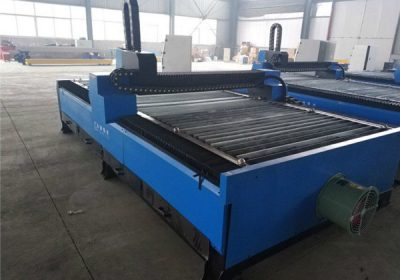 Gantry قسم CNC پلازما کاٹنے کی مشین