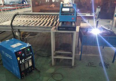 Gantry قسم CNC پلازما کا کاٹنے اور پلازما کاٹنے کی مشین، سٹیل پلیٹ کاٹنے اور سوراخ کرنے والی مشینیں فیکٹری کی قیمت