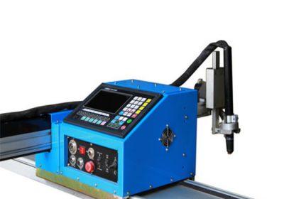 شیٹ میٹل کے لئے 6090 چھوٹے پیداوار لائن پلازما کاٹنے کی مشین