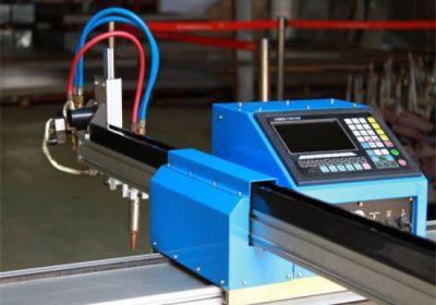 ہلکے وزن گنٹری سی این سی کاٹنے والی مشین پلازما
