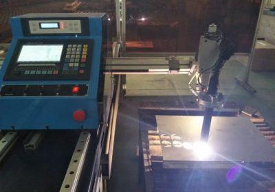 کاربن دھاتی ٹیوب CNC پلازما پائپ کاٹنے کی مشین